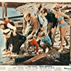 James Stewart, Fabian, Cindy Carol, Glynis Johns, Bill Mumy, Charles Robinson, Jane Wald, and Ed Wynn in Dear Brigitte (1965)