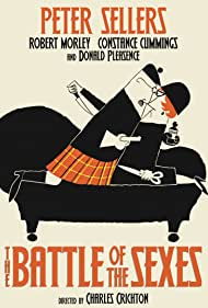 The Battle of the Sexes (1960) Poster - Movie Forum, Cast, Reviews