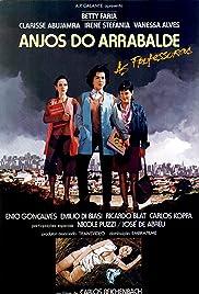 Anjos do Arrabalde Poster