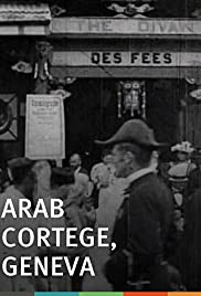 Arab Cortege, Geneva Poster