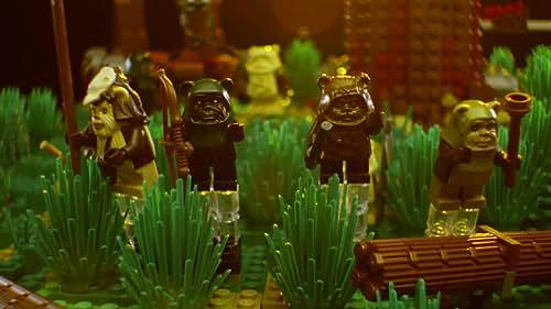 Lego Masters: Imperial Bunker On Endor