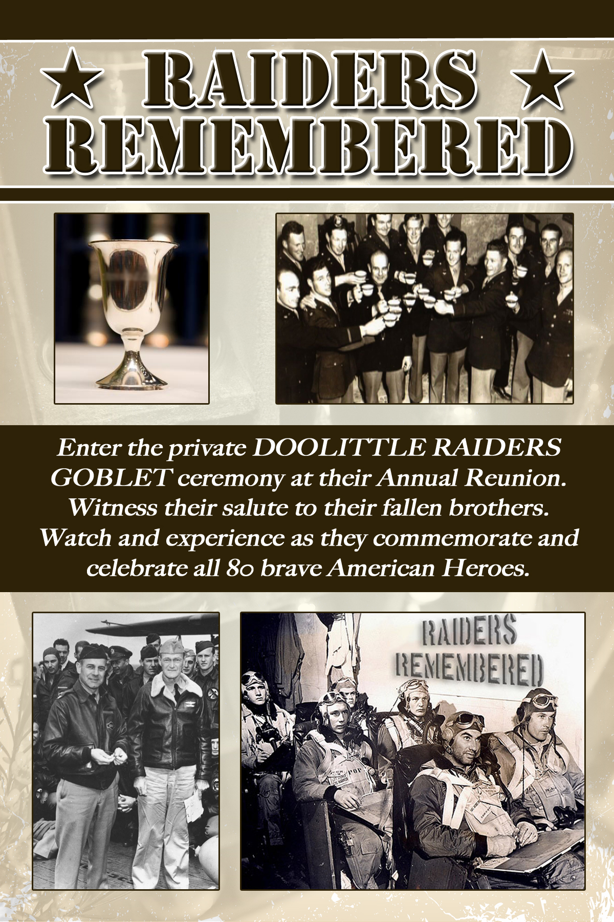 Raiders Remembered