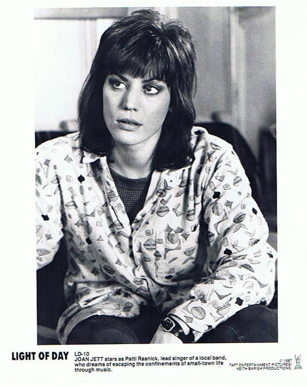 Joan Jett in Light of Day (1987)