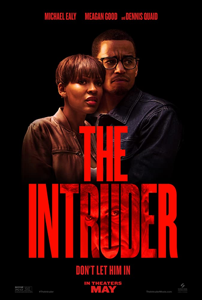 The Intruder (2019) English 720p HDCAM 1.4GB Download