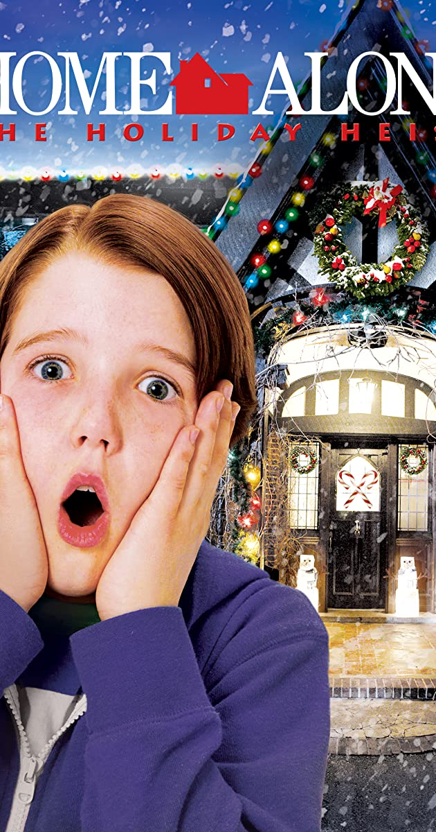 home alone  the holiday heist  tv movie 2012