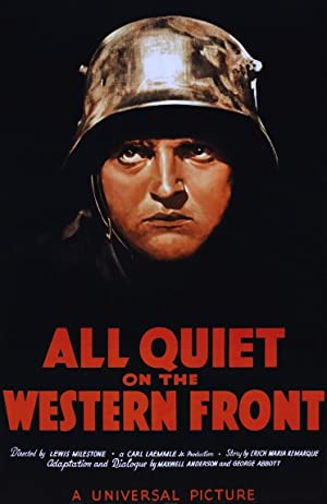 Permalink to Movie All Quiet on the Western Front (1930)