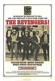 The Revengers (1973) Poster - Movie Forum, Cast, Reviews
