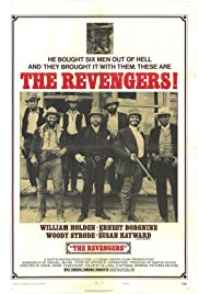 The Revengers (1972) Poster - Movie Forum, Cast, Reviews