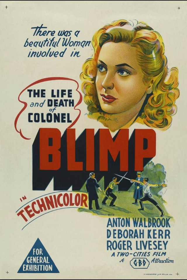 The Life and Death of Colonel Blimp (1943)