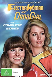 Electra Woman and Dyna Girl Poster - TV Show Forum, Cast, Reviews