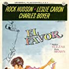 Rock Hudson and Leslie Caron in A Very Special Favor (1965)