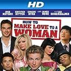 Jenna Jameson, Eugene Byrd, Ken Jeong, Josh Meyers, Ian Somerhalder, Krysten Ritter, and James Kyson in How to Make Love to a Woman (2010)