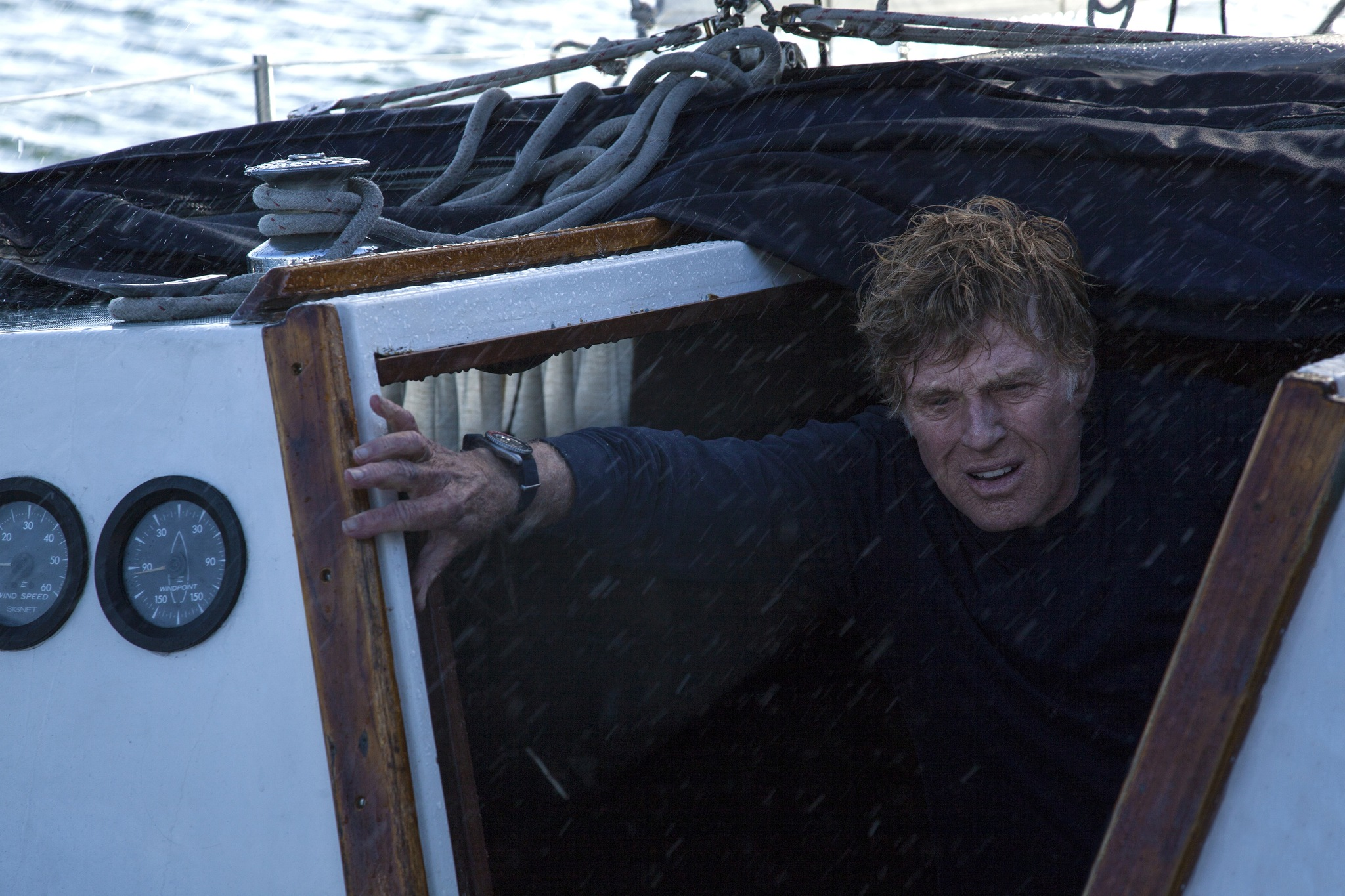 Robert Redford in All Is Lost (2013)