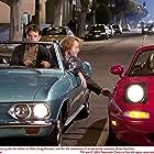 Matt Damon, Greg Kinnear, and Kiele Sanchez in Stuck on You (2003)