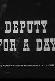 Deputy for a Day Poster