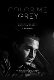 Color Me Grey Poster