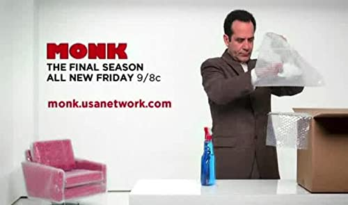 Monk: Mr. Monk Is Someone Else