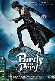 Birds of Prey Poster - TV Show Forum, Cast, Reviews