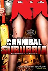 Cannibal Suburbia Poster