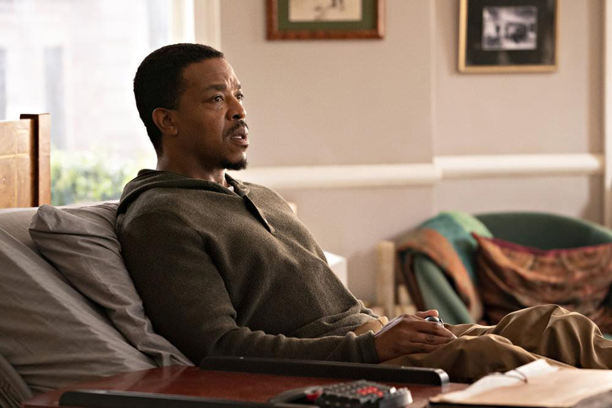 Russell Hornsby in Requiem (2020)