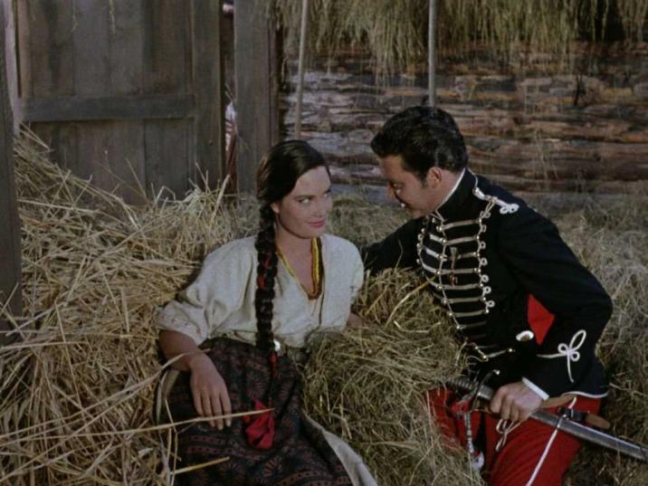Jan Hendriks and Ellen Schwiers in Helden (1958)