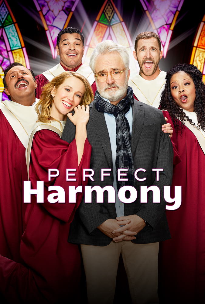 Bradley Whitford and Anna Camp in Perfect Harmony (2019)