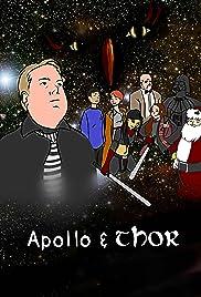 Apollo & Thor Poster
