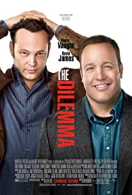Vince Vaughn and Kevin James in The Dilemma (2011)