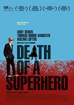 Permalink to Movie Death of a Superhero (2011)