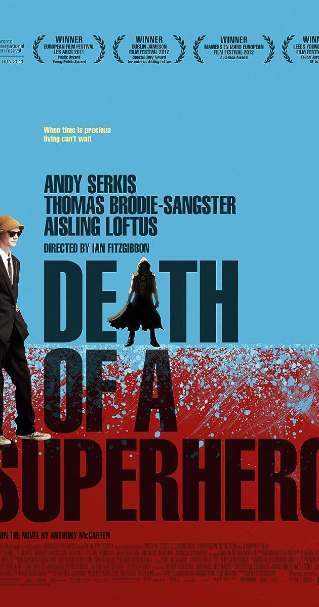 Subtitle of Death of a Superhero
