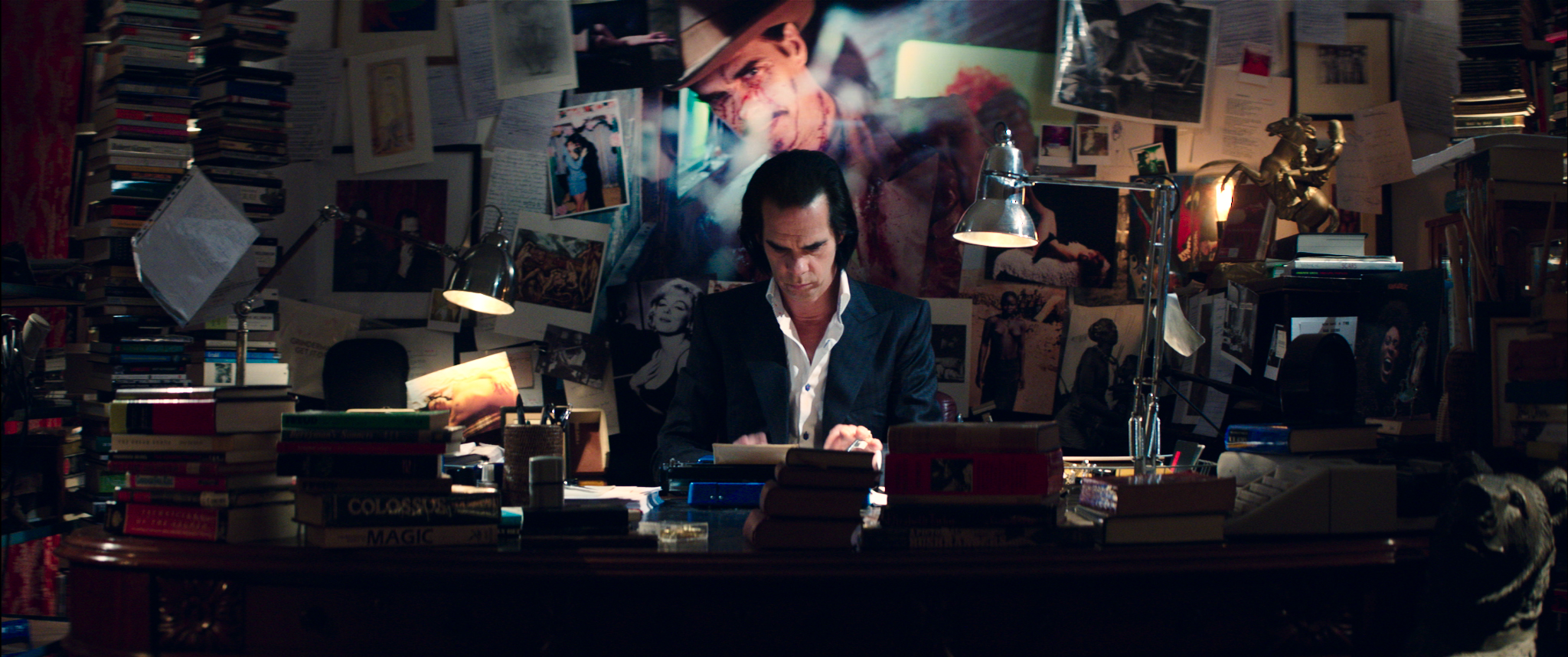 Nick Cave in 20,000 Days on Earth (2014)