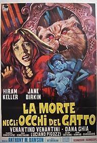 La morte negli occhi del gatto (1973) Poster - Movie Forum, Cast, Reviews