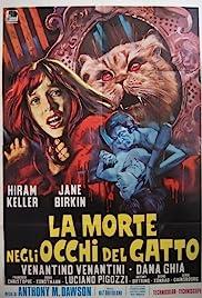 Seven Dead in the Cat's Eye Poster