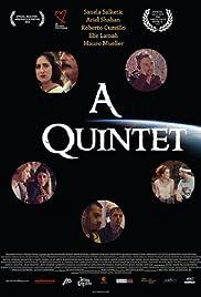 A Quintet Poster