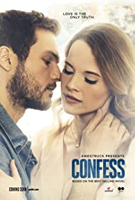 Katie Leclerc and Ryan Cooper in Confess (2017)