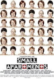 Small Apartments (2012) Poster - Movie Forum, Cast, Reviews