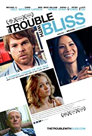 Peter Fonda, Lucy Liu, Michael C. Hall, and Brie Larson in The Trouble with Bliss (2011)