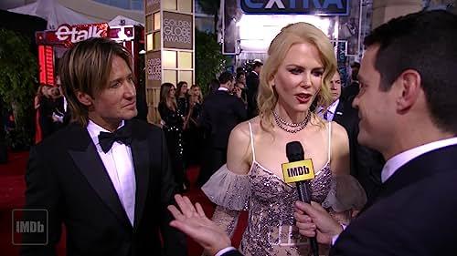 Nicole Kidman and Dev Patel Talk 'Lion' Pride