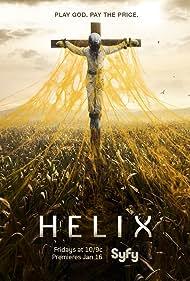 Helix (2014) Poster - TV Show Forum, Cast, Reviews