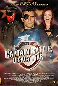 Primary photo for Captain Battle: Legacy War
