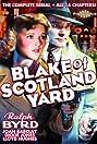 Blake of Scotland Yard (1937) Poster