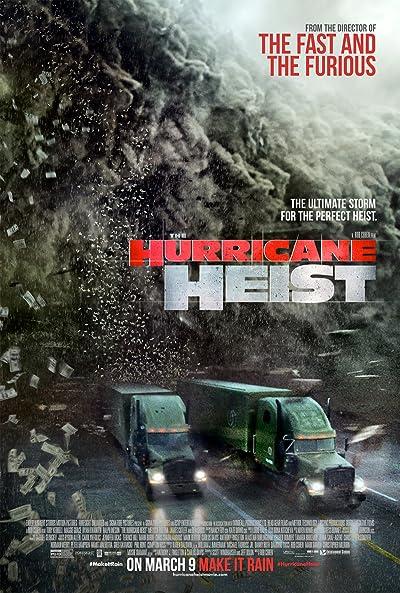 Watch The Hurricane Heist (2018) Online