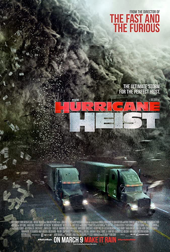 فيلم The Hurricane Heist مترجم