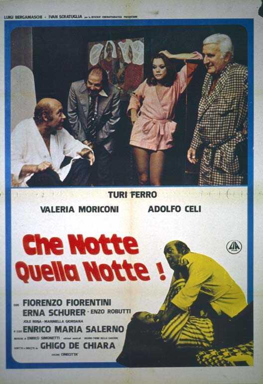 Che notte quella notte! (1977)