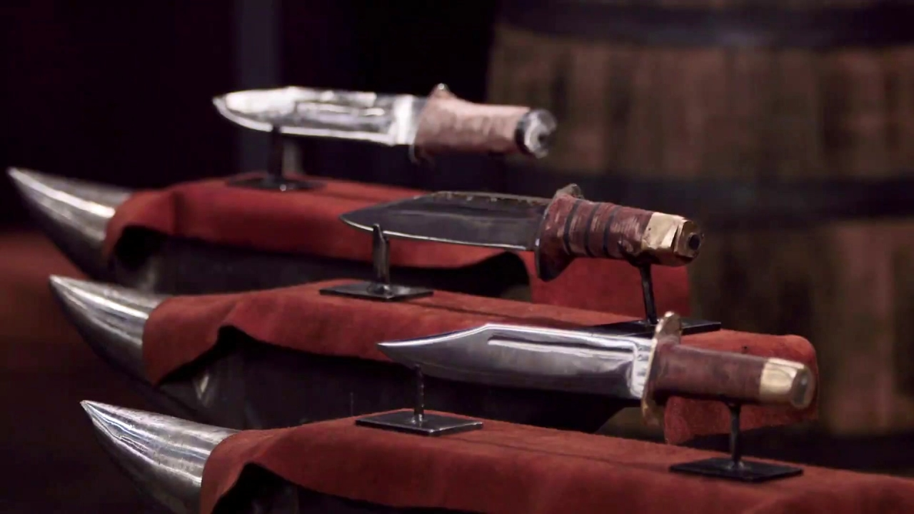 FORGED IN FIRE: The Glaive Guisarme