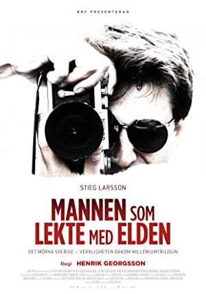 Where to stream Stieg Larsson: The Man Who Played with Fire