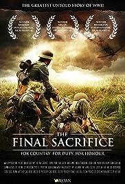 Final Sacrifice Poster