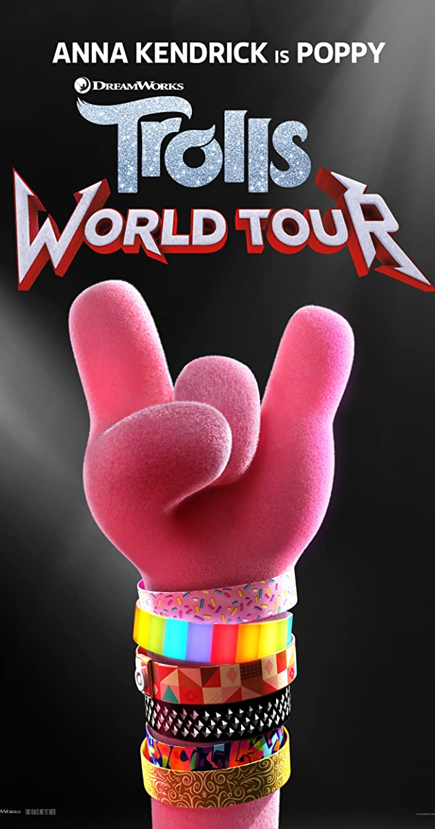 Watch Full HD Movie Trolls World Tour (2020)