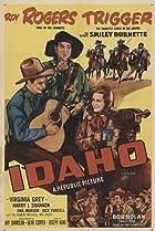 Idaho (1943) Poster
