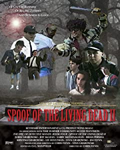 3gp movies downloads The Epic of Detective Mandy: Book Four - Spoof of the Living Dead II by [480x640]